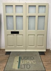 TIMBER-WINDOWS-WOODEN-FRONT-ENTRANCE-DOUBLE-DOORS-